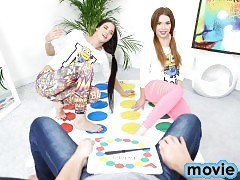 Making hard twister sex