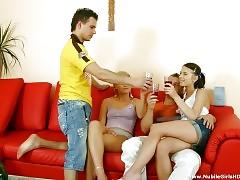 MMFF teen orgy