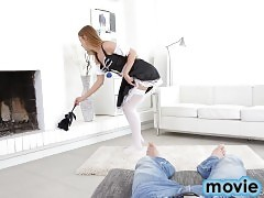 VR Bagning With a Maid